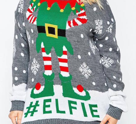 Take an elfie today!