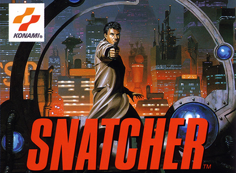 Snatcher is an early classic from Hideo Kojima for the Sega CD