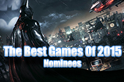 Best Video Games Of 2015 Nominees