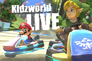 Kidzworld Live: Let's Play Mario Kart 8!