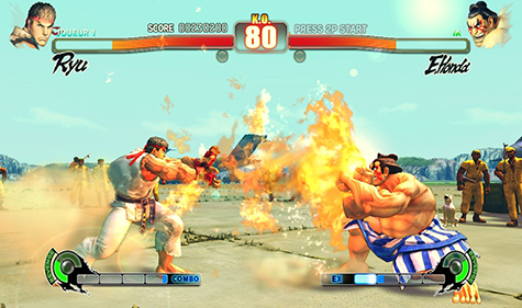 Street Fighter IV brough the franchise back to its roots.