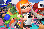 2 New Maps For Splatoon!
