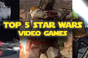 Top 5 Star Wars Video Games