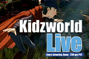 Kidzworld Live: Let's Play Kings Quest!