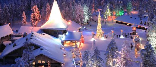 Kidzworld checks out some of the most festive, Christmassy places in the world!