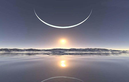 The Winter Solstice is the shortest day of the year