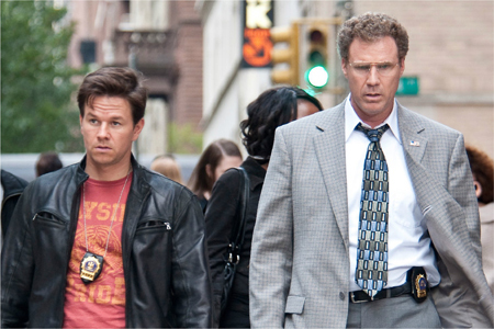 Mark and Will in The Other Guys