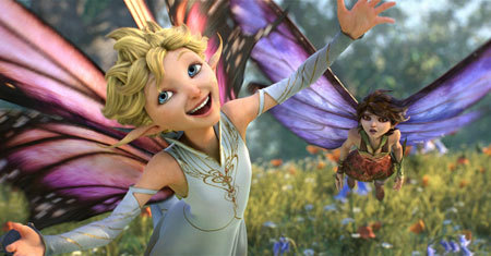 Girls are super boy-crazy in Strange Magic