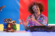 Watch Alvin and the Chipmunks Get Down To Redfoo's Juicy Wiggle