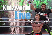 Kidzworld Live: Let's Play WWE 2K16