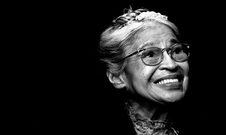 Rosa Parks changed the course of American History
