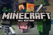 Minecraft Coming To Wii U!