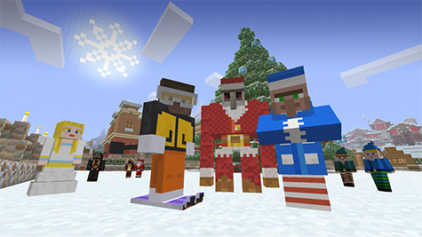 Get ready for Christmas with the Festive Pack!