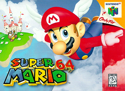 Still one of my all-time favorite Mario games.