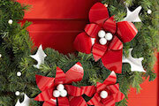Learn how to make a holiday wreath with Kidzworld!