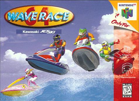 Wave Race needs to make a return!