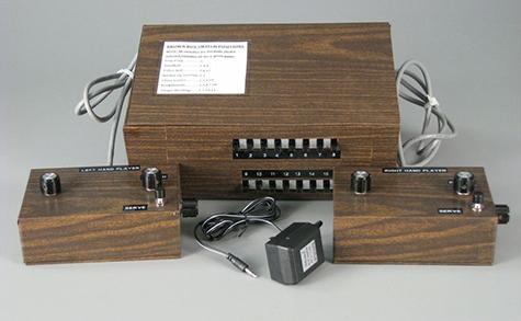 The original Brown Box, created by Ralph H. Baer.