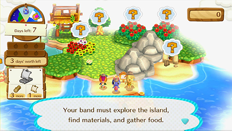 Some of the mini games are fun. Island Escape being a favorite.
