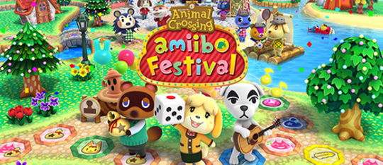 Animal Crossing: amiibo Festival Wii U Game Review
