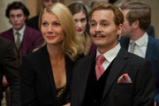 Mortdecai Exclusive Images