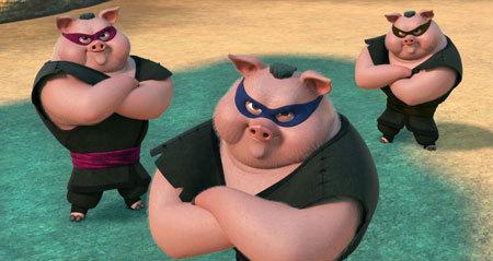 San Lorenzo orphan Toby reunites with his ninja brothers