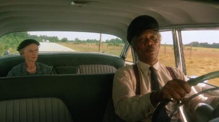 Morgan Freeman in Driving Miss Daisy