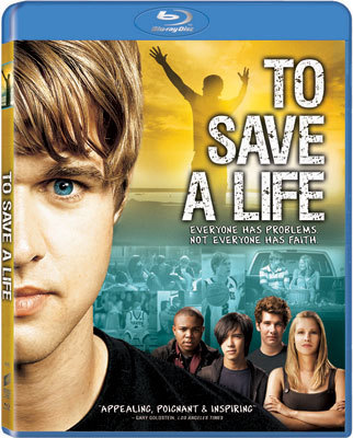 To Save A Life Blu-ray Cover