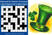 St. Patrick's Day Crossword Puzzle