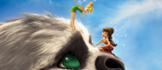 Tinker Bell and the Legend of the NeverBeast Exclusive Clip