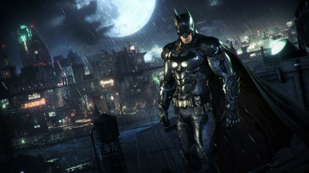 Looks like the fourth game in the Arkham series is going to be a lot darker!