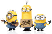 Minions Official Trailer