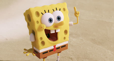 Hey, let's build a time machine, says SpongeBob