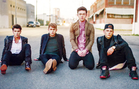 Rixton were discovered by Scooter Braun