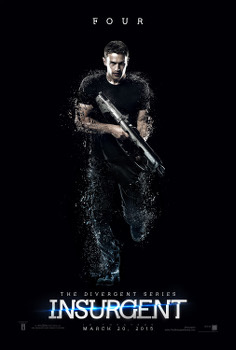 Poster featuring Four (Theo James)