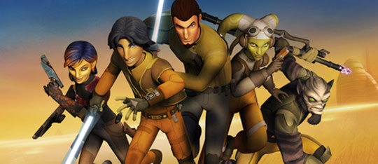 Star Wars Rebels: 10 Things You Didn't Know