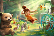 Ginnifer Goodwin Voices Fawn in New Tinker Bell Movie