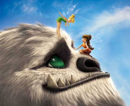 Tink and Fawn (voice of Ginnifer Goodwin)