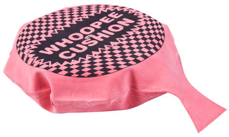 Whoopee Cushion pranks are always funny!