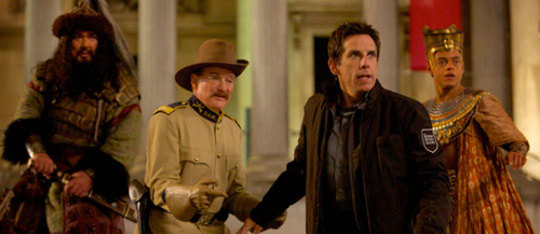 Night At The Museum: Secret Of The Tomb Exclusive Clip
