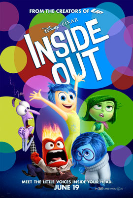 All new Inside Out Poster
