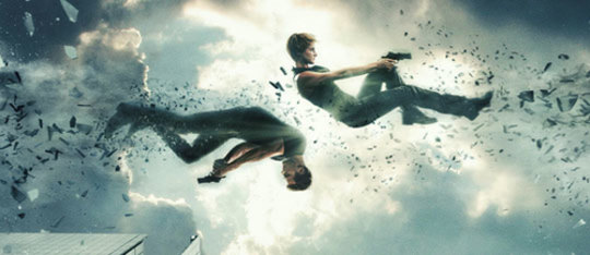 The Divergent Series: Insurgent Movie Review