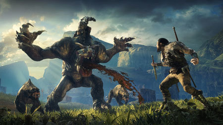 Is Shadow of Mordor the best game of the year?