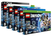 New LEGO Game Announced: LEGO Dimensions
