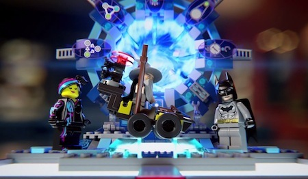 Worlds collide in LEGO Dimensions!