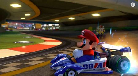 Things are about to get faster in Mario Kart 8!