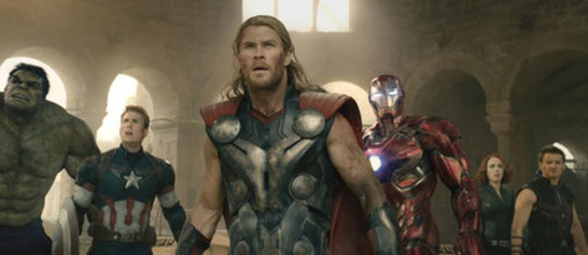 Avengers Actors Talk Age of Ultron