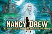 Nancy Drew: The Haunting of Castle Malloy :: Free Game Download