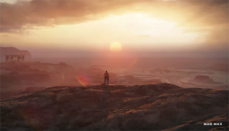 Mad Max gameplay is as crazy as the movie trailer!