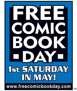 Free Comic Book Day is May 2nd, 2015!