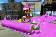 Splatoon – Weapon Shop
